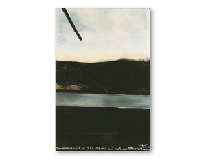 Print by Colin McCahon